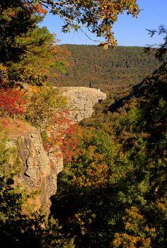 Whitaker Point (Hawksbill Crag) Arkansas