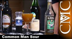 Balancing A Cocktail: Common Man Sour - https://www.barmasters.com/videos/balancing-a-cocktail-common-man-sour/ #barmasters