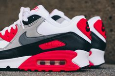Nike Air Max 90 Infrared 2015 Retro | Sole Collector