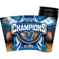Villanova Wildcats 16oz. 2016 NCAA Men's Basketball National Champions Insulated Travel Tumbler