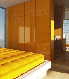 Portable Prefab Pod Home: Compact, Minimal & Modern Small Space Living, Small Spaces, Living Spaces, Modern Prefab Homes, Beachfront House, Interior Minimalista, Floating House, Large Windows, Little Houses