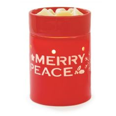 Candle Warmers Illumination Candle Warmer, Season's Greetings >>> More info could be found at the image url.
