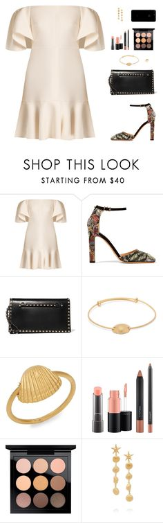 """Sin título #4789"" by mdmsb on Polyvore featuring moda, Valentino y MAC Cosmetics"