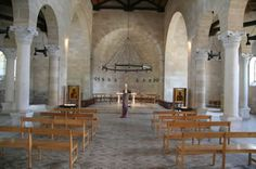 Church of the Multiplication of the Loaves and Fishes; Tabgha, Israel