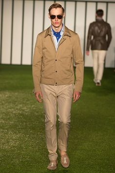The Great British Summer: Look 014 LCM SS15