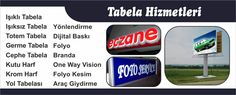 bursa reklam tabela firması 0541 406 65 99 - Bursalı grup