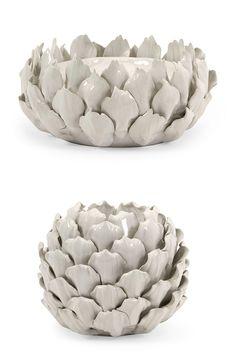 Artichoke Candleholders  - Ceramic ( https://opensky.com/p/alt?osky_rdrct=tylerwisler%2Fproduct%2Fartichoke-candleholders_origin=hellosociety_source=type129 )