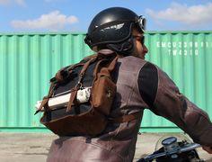 Survey Black Denim 13,9 Oz, currently our best seller  www.kjoreproject.com/backpacks  #kjøre #kjoreproject #guzzi #vintage #bike #photo #canon #instagram #friends #igers #handmade #wallets #accessories #vibram #shoes #backpacks #denim #canvas #wool #premium #newzealand #natural #evolution #leather #love #minimal #design @kjoreproject