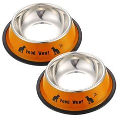 Mini Stainless Steel Anti-skid Dog Cat Food Water Bowl. Hot Deal! – ecenturydeals.com