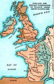 Retro Brit: Eleanor of Aquitaine 1124 - 1204 (Queen of France then Queen of England)