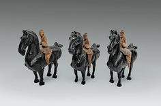 Four horses   China   Western Han dynasty (206 B.C.–A.D. 9)   The Met