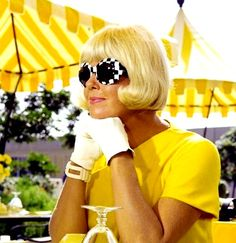 "Doris Day in ""Caprice"""