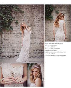 Today's Bride Magazine | pmastyle.com | jenniferskog.com