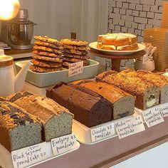I Love Food, Good Food, Yummy Food, Bakery Cafe, Cafe Restaurant, Bakery Design, Cafe Food, Aesthetic Food, Food Cravings