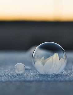 Frozen Bubbles #7