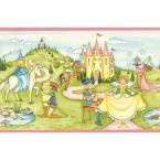RoomMates Disney Princess Castle Peel and Stick Giant Wall Decal-RMK1546GM at The Home Depot