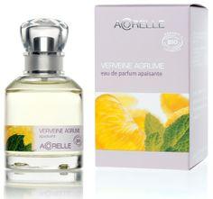 Apa de parfum BIO Acorelle Verveine Agrume - http://produse.cataloglifecare.com/apa-de-parfum-bio-acorelle-verveine-agrume/