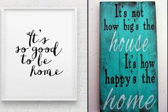 Channel some positive vibes with these wall accents and decor