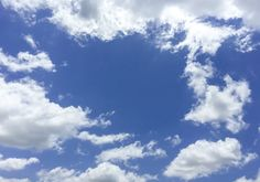 Free Blue Sky and Clouds Photography. Skies Overlay