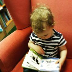 Little book lover