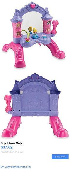 Developmental Baby Toys: Fisher-Price® Disney® Princess Musical Mirror BUY IT NOW ONLY: $37.62 #ustylefashionDevelopmentalBabyToys OR #ustylefashion Toys For Girls, Fisher Price, Musicals, Mirror, Disney Princess, Stuff To Buy, Ebay, Girls Toys