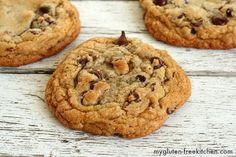Gluten-free Chocolate Chip Cookies Recipe