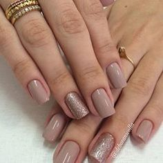 Find images and videos about nails, nail polish and manicure on We Heart It - the app to get lost in what you love. Neutral Nails, Nude Nails, My Nails, Beige Nails, How To Do Nails, Square Acrylic Nails, Acrylic Nail Designs, Gorgeous Nails, Pretty Nails