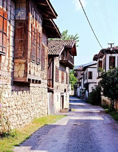 Village in Anatolia Great Places, Places To See, Beautiful Places, Medieval Village, Nature Landscape, Travel Route, Unusual Homes, Paradise On Earth, Turkey Travel