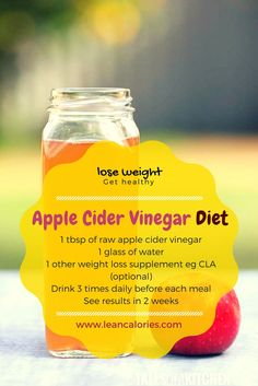 Apple Cider Vinegar Benefits apple cider vinegar diet for weight loss and health2 - Apple cider vinegar for weight loss and health: a simple way to use apple cider vinegar every day to hasten weight loss and improve your health
