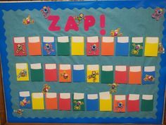 ZAP!Review Game...I like her ideas for the cards
