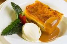 Caramel Bread Pudding Recipe from Chef Brody's Favorite Recipes