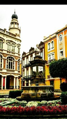 Plaza de Cairasco.Las Palmas de GRAN CANARIA.
