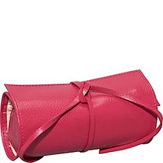 Rowallan Martha - Jewelry Roll - Raspberry - via Deno's of Highland Park!  More colors available!!!