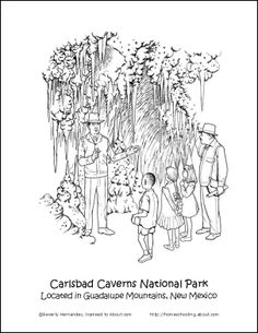 grand canyon coloring pages - photo#37