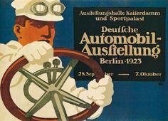 IAA Plakat 1923