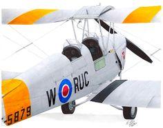 Warbird Alley: deHavilland D.H. 82 Tiger Moth