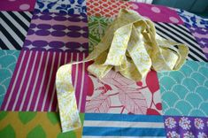 Debbie from A Quilter's Table compiled 15 of the best Binding Tutorials for you.  You'll use this as a resource all year round!...