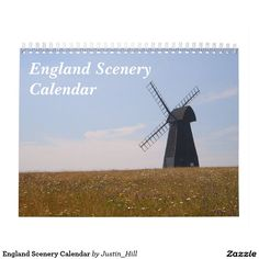 England Scenery Calendar :- This calendar features a selection of views and scenes photographed within the south of England. 13 photographs for the price of 12...what a bargain! #england #scenery #photography #nature #calendar #natural #beauty #river #rivers #field #fields #sea #newyear #newyearsgifts #christmas #digital
