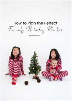 How to plan the perfect family holiday photos. I give you my best holiday photo tips for the holiday season. check out the style guides to get some ideas for your upcoming shoot.   #mommydiaryblog #kidsphotos #holidayphotography #holidaystyleguide