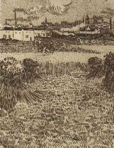 Vincent van Gogh: The Drawings. This almost more compelling than his painting.