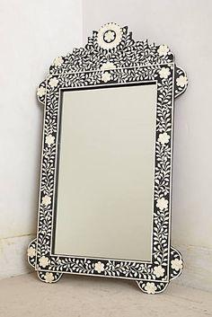 Flora Inlay Mirror