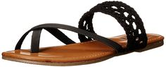 Billabong Women's Sandy Shorz Toe Ring Sandal -- Trust me, this is great! Click the image. : Strappy sandals