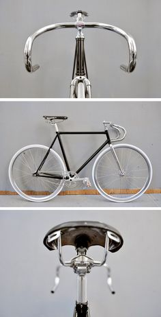 """Domenica Sport Fixed Gear Bike"": A gorgeous fixie. 