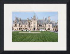 """""""Biltmore Estate """" by Rod Caudle,  //  // Imagekind.com -- Buy stunning fine art prints, framed prints and canvas prints directly from independent working artists and photographers."""