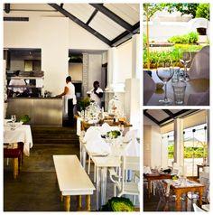 Babel Babylonstoren restaurant review