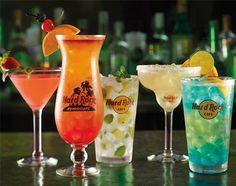 Hard Rock Cafe Rockin' Beverages