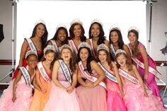 2013-2014 National American Miss National Royalty!
