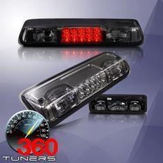 04-08 Ford F150 3rd LED Brake Light - Single (Smoke)