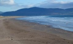 Inch Strand, Dingle Peninsula, Co. Kerry, Ireland - Seen in the opening shots of the movie Ryan's Daughter
