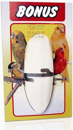 BONUS OSSO DI SEPPIA PULITO E STERILIZZATO CON ALTO CONTENUTO DI CALCIO https://www.chiaradecaria.it/it/mangimi-per-uccelli/2910-bonus-osso-di-seppia-pulito-e-sterilizzato-con-alto-contenuto-di-calcio-8006555015096.html